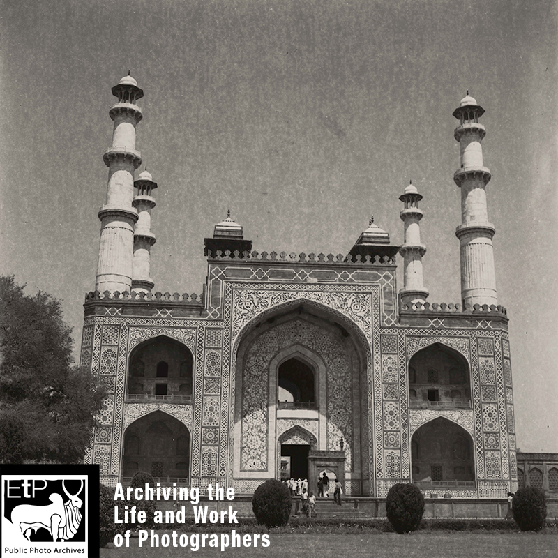 Archiving the life and work of noted contemporary Indian photographer Abul Kalam Azad